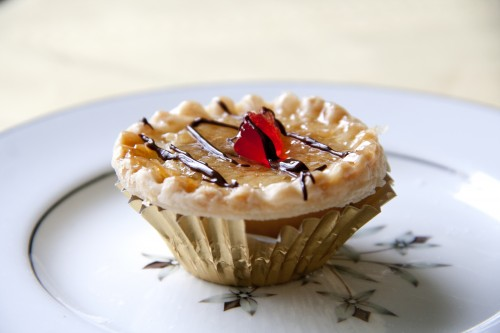 Mini Coconut Tart